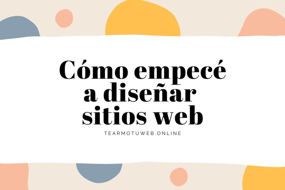 diseñar sitios web