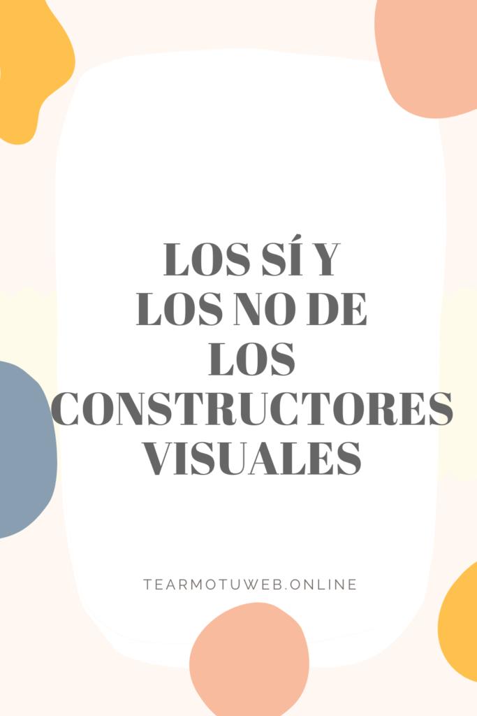 constructores visuales